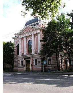 Главное здание МАПО на улице Кирочной, 41